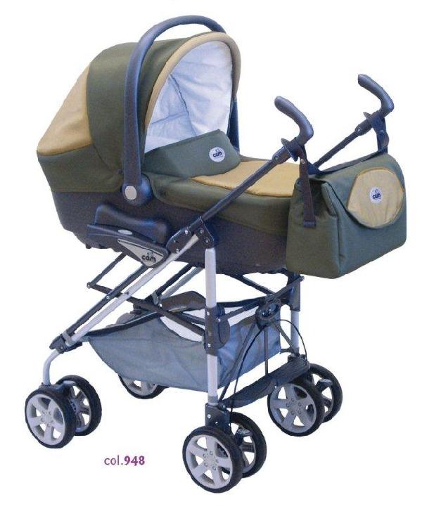 Cam Combi Baby babakocsi mózes+sport+hordozó+táska 948