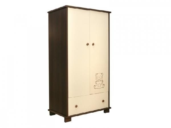Walnut bear szekrény dió-vanília