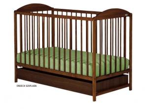 Drewex Kuba 2 dió színű fenyőágy 60x120 cm