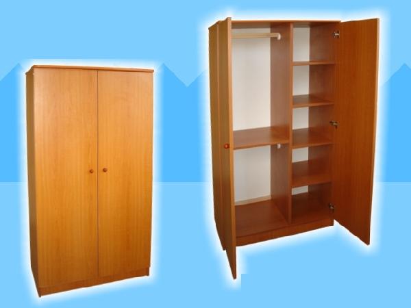 Rita kétajtós szekrény