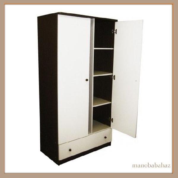 Szafari kétajtós szekrény