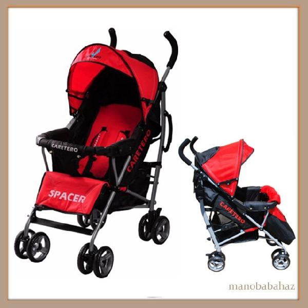 Caretero Spacer Sportbabakocsi Red 7db2195f43