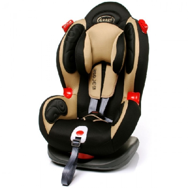 4 Baby Weelmo dönthető  biztonsági ülés 9-25 kg Beige