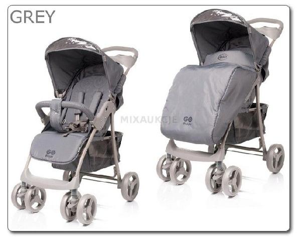 4 Baby Guido sport babakocsi grey