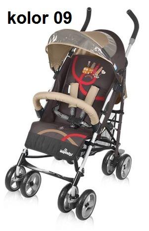 Baby Design Travel 09 barna Babakocsi