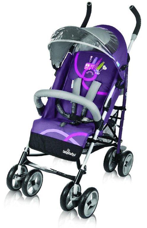 Baby Design Travel Purple Babakocsi