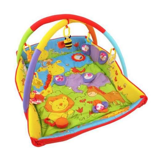Baby Mix peremes játszószőnyeg szafari