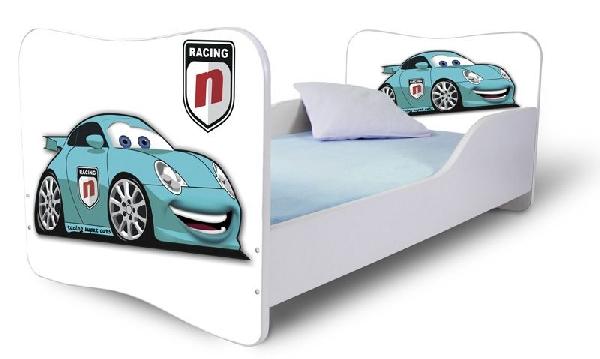 Noby gyerekágy Blue Car 24