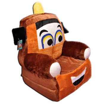 Gyerek kinyitható fotel plüss Matuka, Cimbi