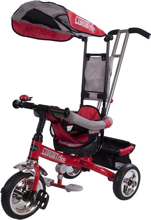 Sun Baby XG 18819G Szülőkormányos Tricikli RED