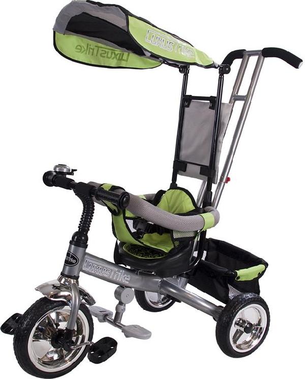 Sun Baby XG 18819G Szülőkormányos Tricikli Green