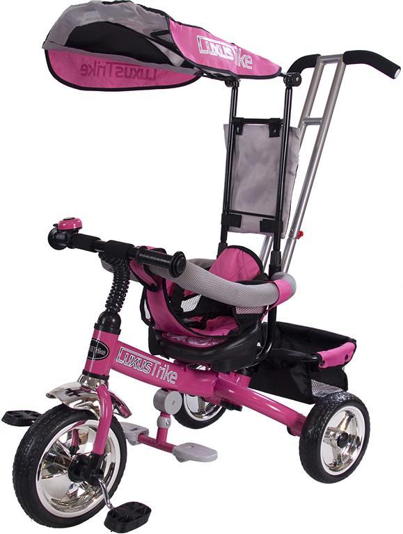 Sun Baby XG 18819G Szülőkormányos Tricikli Pink