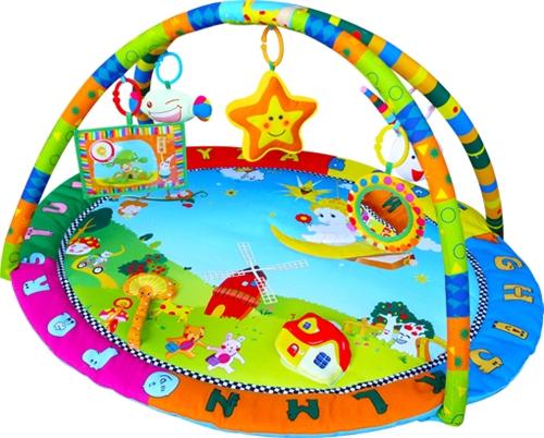 Sun Baby játszószőnyeg zenélő csillaggal