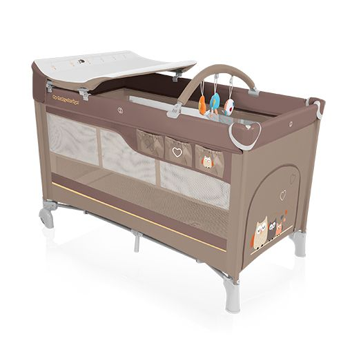 BABY  DESIGN DREAM 09 BEIGE  MULTIFUNKCIÓS UTAZÓÁGY