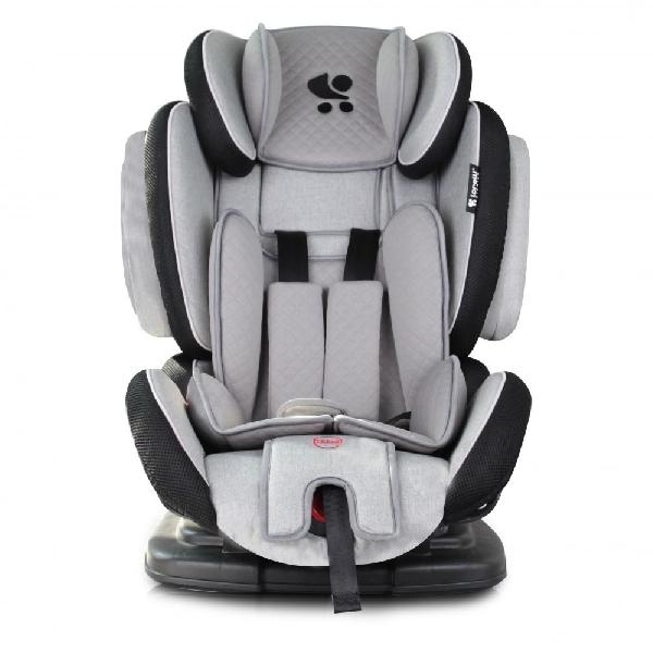 Lorelli Magic Premium dönthető autós gyerekülés 9-36 kg  Grey