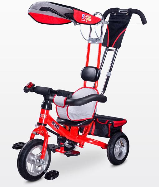Szülőkormányos tricikli  -hez csengő