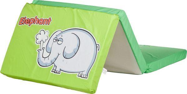 Caretero Utazóágy matrac 60x120 cm Elephant
