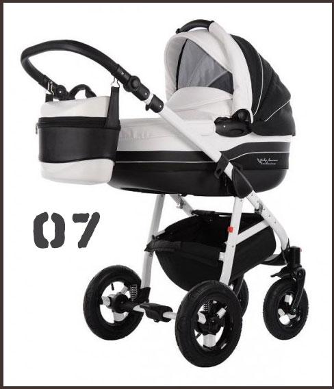 Tako Baby Heaven Excluziv 07 multifunkciós babakocsi 2in1