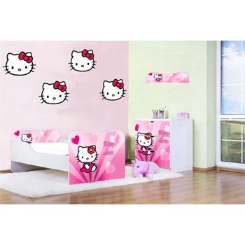 Manó Kitty Love komplett szoba I