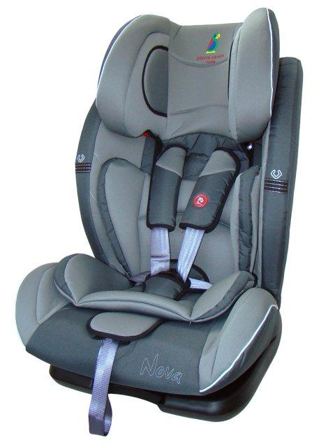 Pierre Cardin PS283 Nova 9-36 kg dönthető autósülés grey