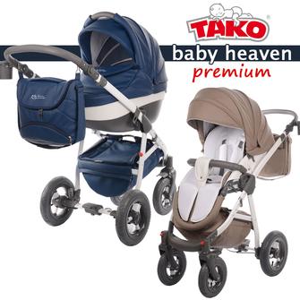 Tako Baby Heaven Premium Line  multifunkciós babakocsik 2in1