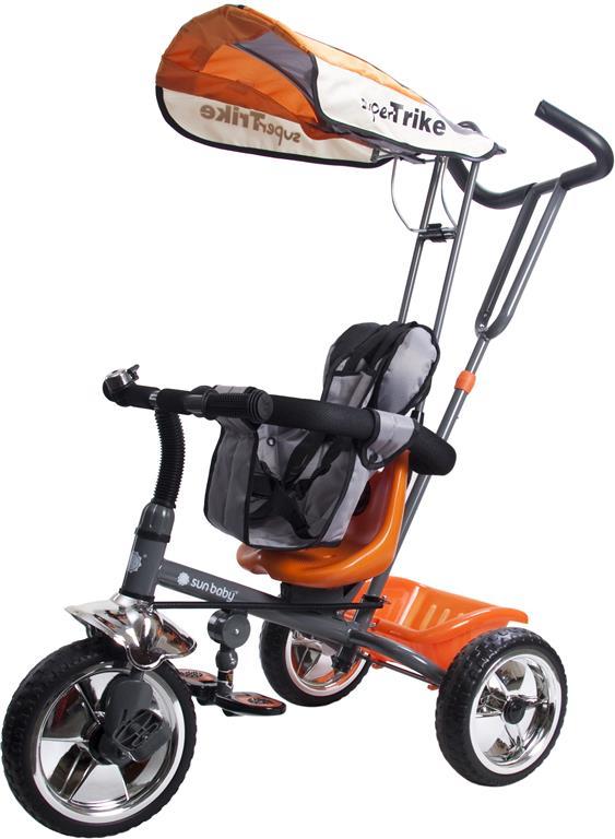 Sun Baby B-33 New szülőkormányos tricikli Orange