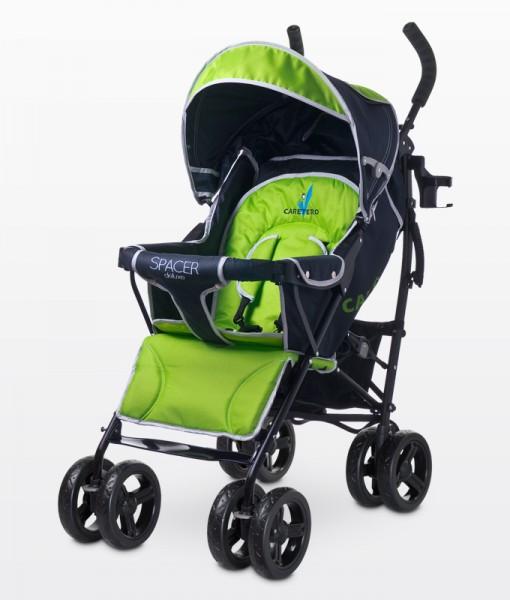 Caretero Spacer Deluxe sportbabakocsi  Green