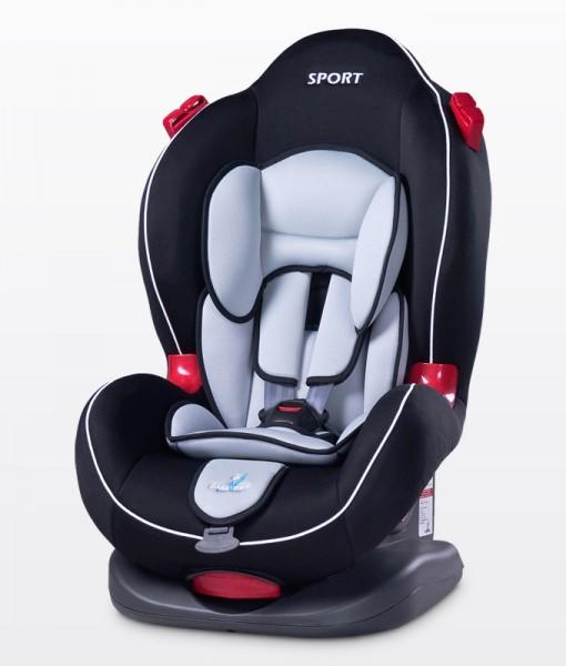 Caretero Sport Classic 9-25 kg biztonsági autós gyermekülés BLACK