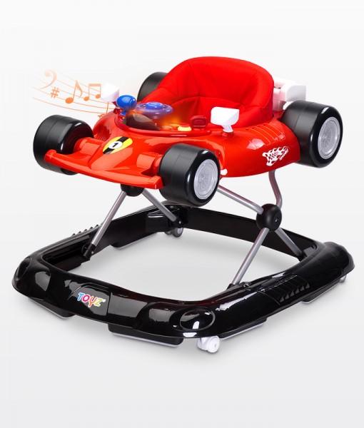 Toyz Speeder Formula 1 bébikomp red