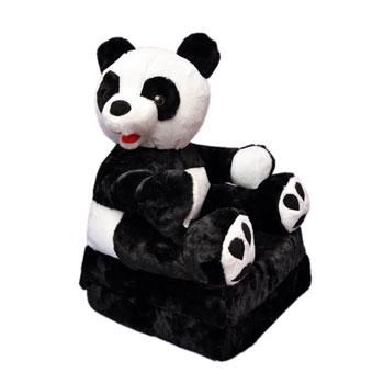 Baby kinyitható figurás fotel Panda maci