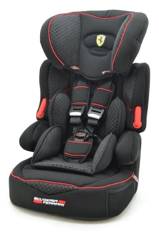 Ferrari Beline Sp Lux  9-36 kg autósülés Black