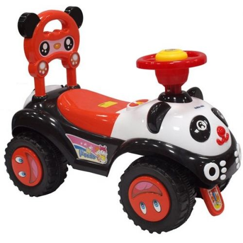 Baby-mix Panda bébitaxi Piros
