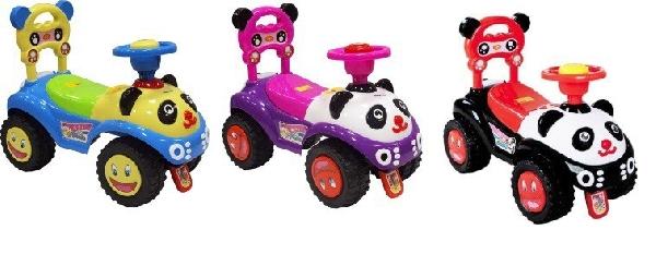 Baby-mix Panda bébitaxi Kék