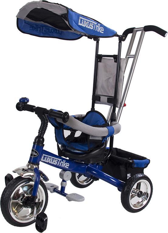 Sun Baby XG 18819G Szülőkormányos Tricikli Blue