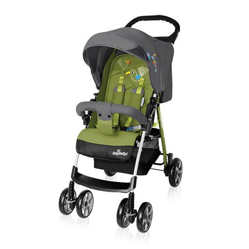 Baby Design Mini sport babakocsi 04 - Green 2016