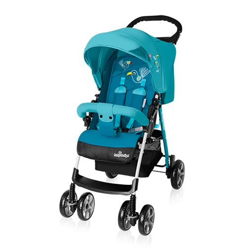 Baby Design Mini sport babakocsi 05 - Turquoise 2016