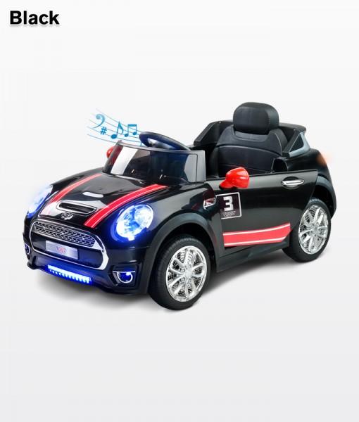 Toyz Maxi Sport Cabrio új elektromos 12 Voltos autó Black