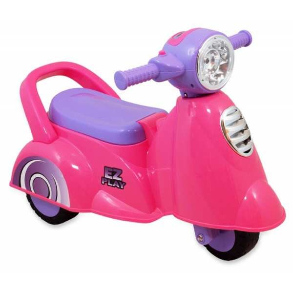 Baby mix robogó bébitaxi rózsaszín