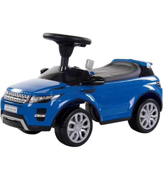 Land Rover bébitaxi 2in1 , járássegítő Blue