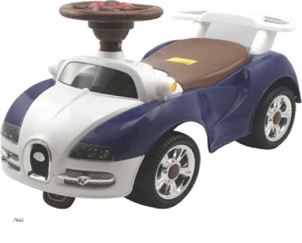 Baby-mix autós bébitaxi és  járássegítő blue