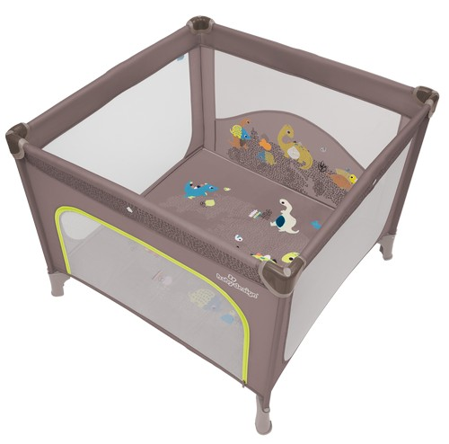 Baby Design Joy utazó járóka  - beige 09