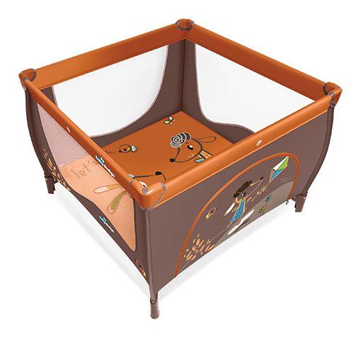 Baby Design Play Utazó Járóka orange