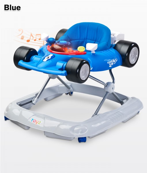 Toyz Speeder Formula 1 bébikomp Blue