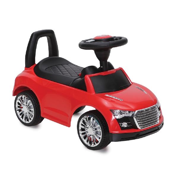 RIDE-ON CAR MY CAR autós bébitaxi és  járássegítő red