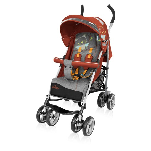 Baby Design Travel Quick sport babakocsi 01 orange