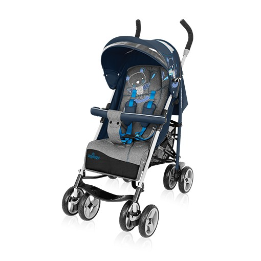 Baby Design Travel sport babakocsi 03 blue 2017