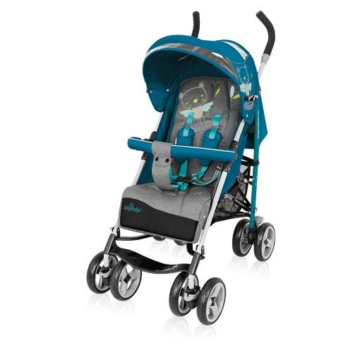 BabyDesign Travel Quick sport babakocsi - 05 Turquoise