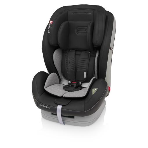 Espiro Kappa autósülés 9-36kg - 10 Onyx 2017