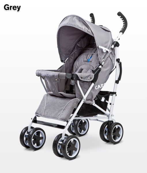 Caretero Spacer 2018 sportbabakocsi Grey