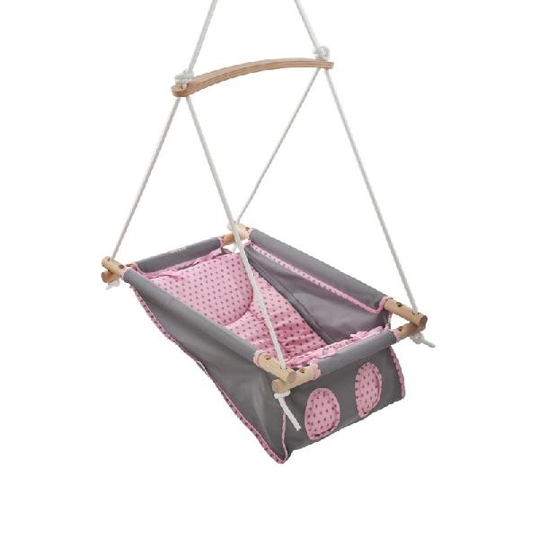 Adamo bébihinta 2 (keresztfával)-Pink Star